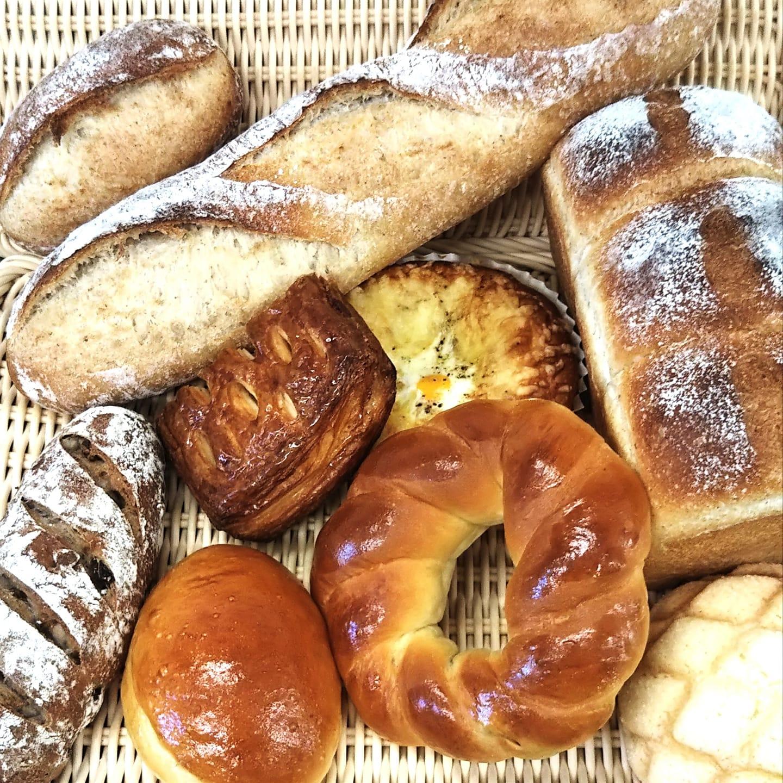 手作りパン屋さん Tartine(たるてぃーぬ)