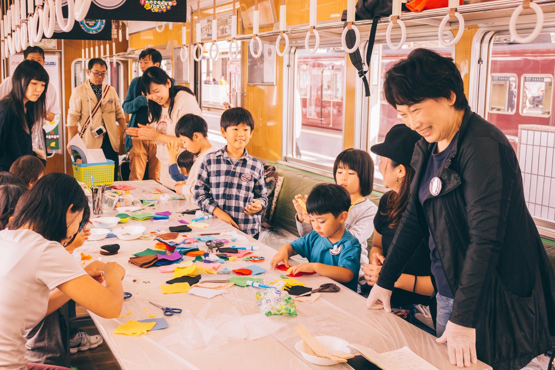 【地域プロジェクト】デコるヘッドマークワークショップ開催レポート
