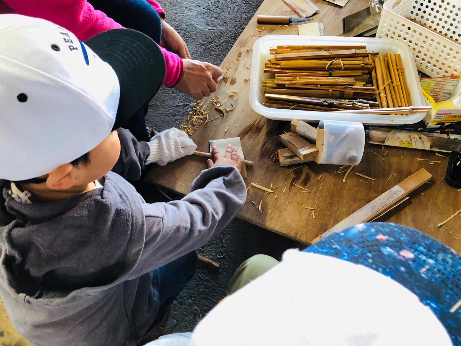 【地域プロジェクト】「能勢かほる キッズワークin里山~里山でお仕事、手作り、腹いっぱい~」体験レポート