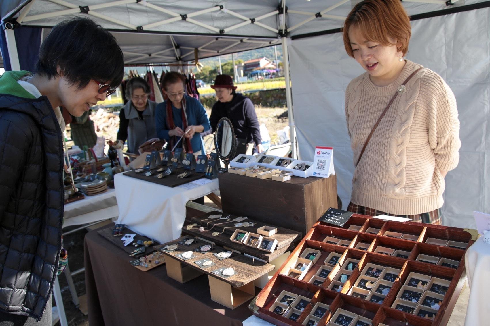 【地域プロジェクト】「能勢かほるーのせマルシェ」開催レポート