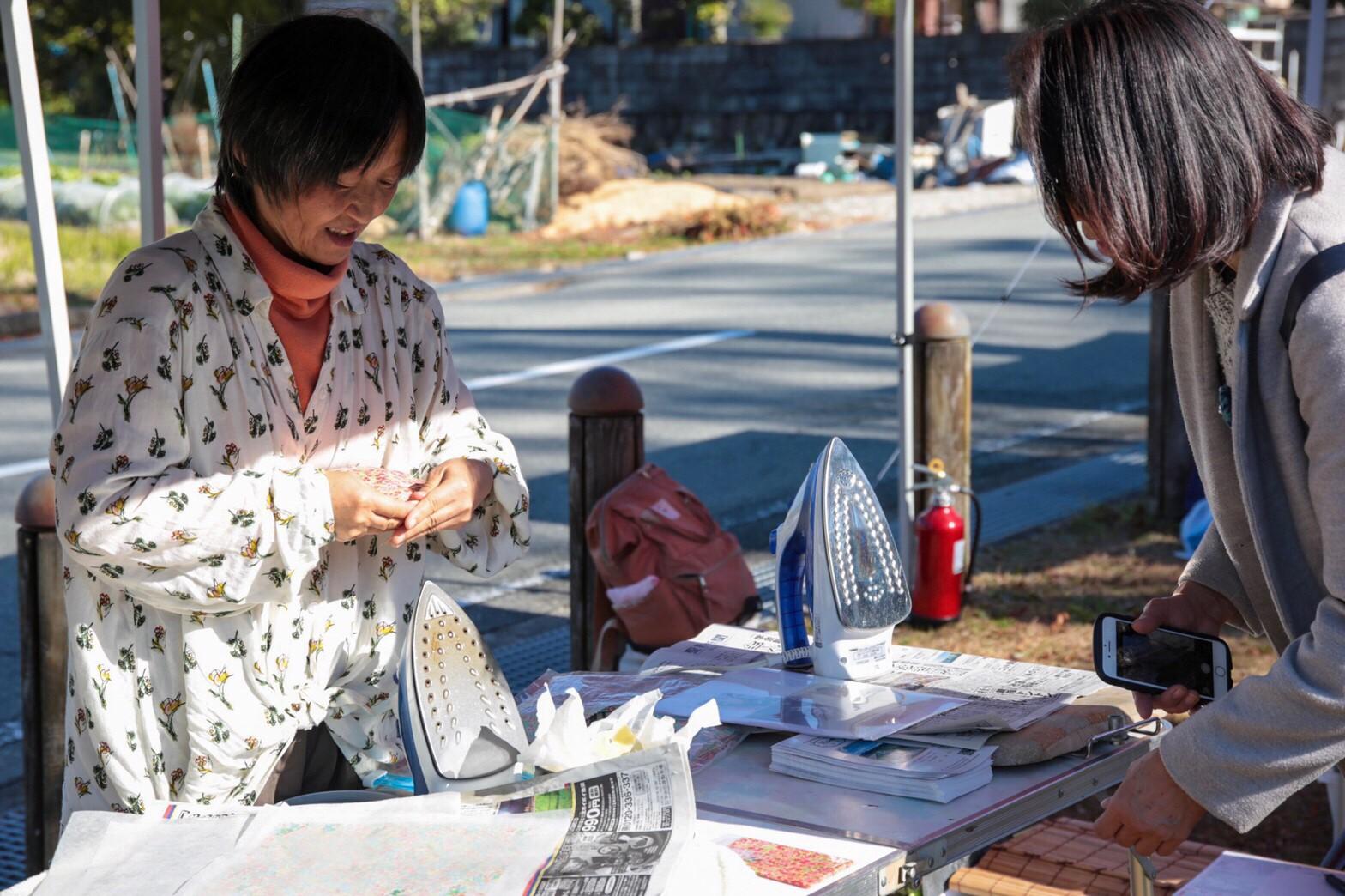 【地域プロジェクト】 能勢かほるー蜜蝋を使った商品づくりワークショップ体験レポート